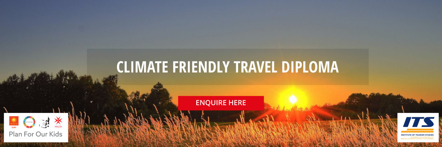 Climate Friendly Travel Diploma