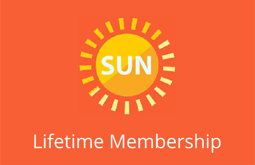 Lifetime Membership - 12 Monthly Payments