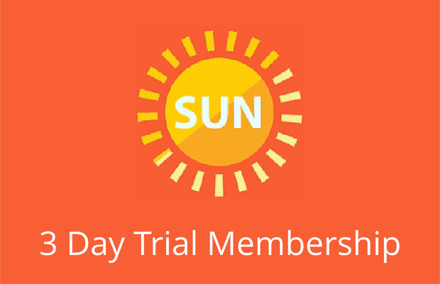 Free Three Day Trial