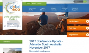 Global Eco Asia-Pacific Tourism Conference Presentation
