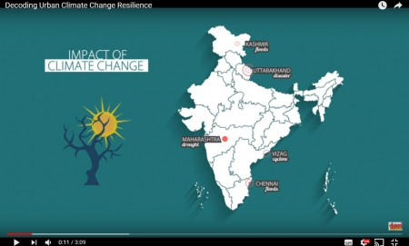 Decoding Urban Climate Change Resilience