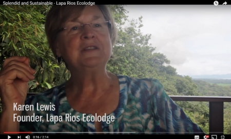 Splendid and Sustainable - Lapa Rios Ecolodge