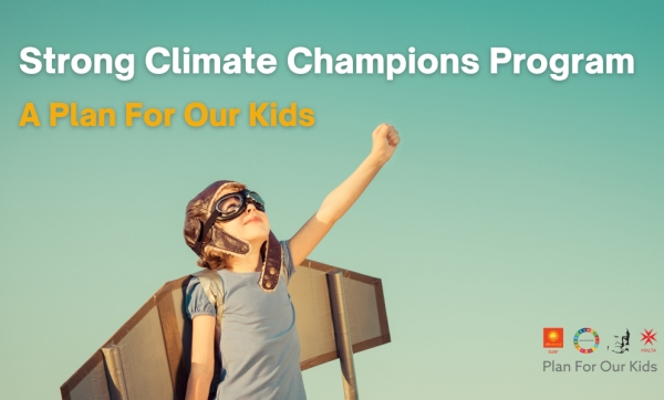 A Plan For Our Kids – Towards a 2050 Climate Neutral Future