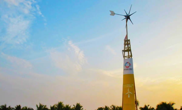 Residential Wind Turbine From India Costs as Much as an iPhone