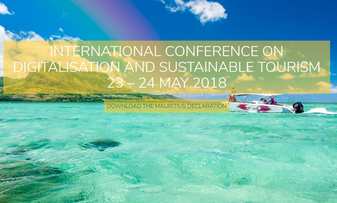 Int. Conference on Digitalisation and Sustainable Tourism