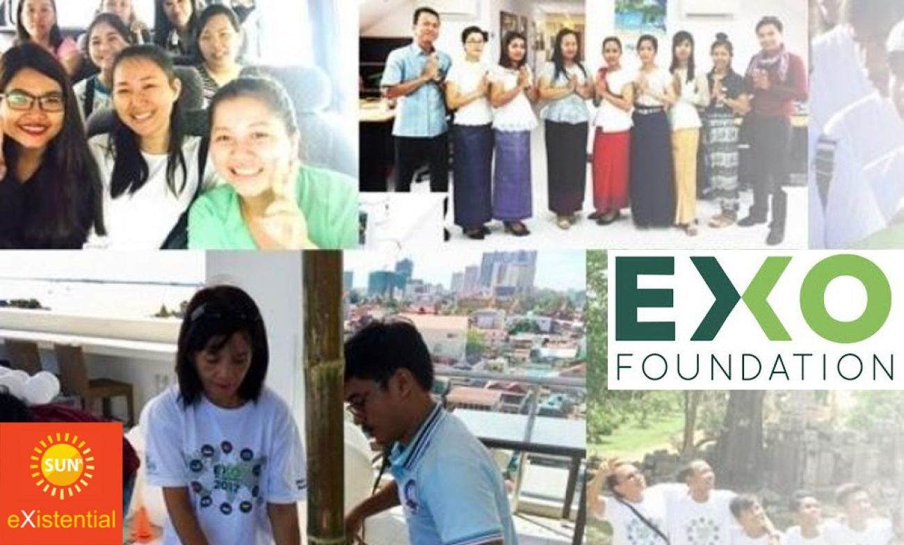 "SUNx & EXO Foundation Announce  Climate Scholarship Program for SE Asia ""A Plan for our Kids"""