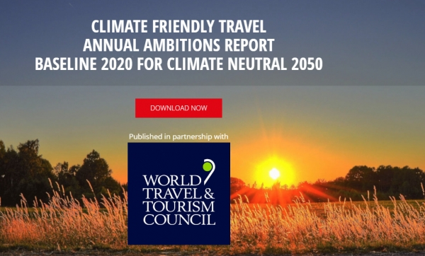 Climate Friendly Travel Ambitions Report