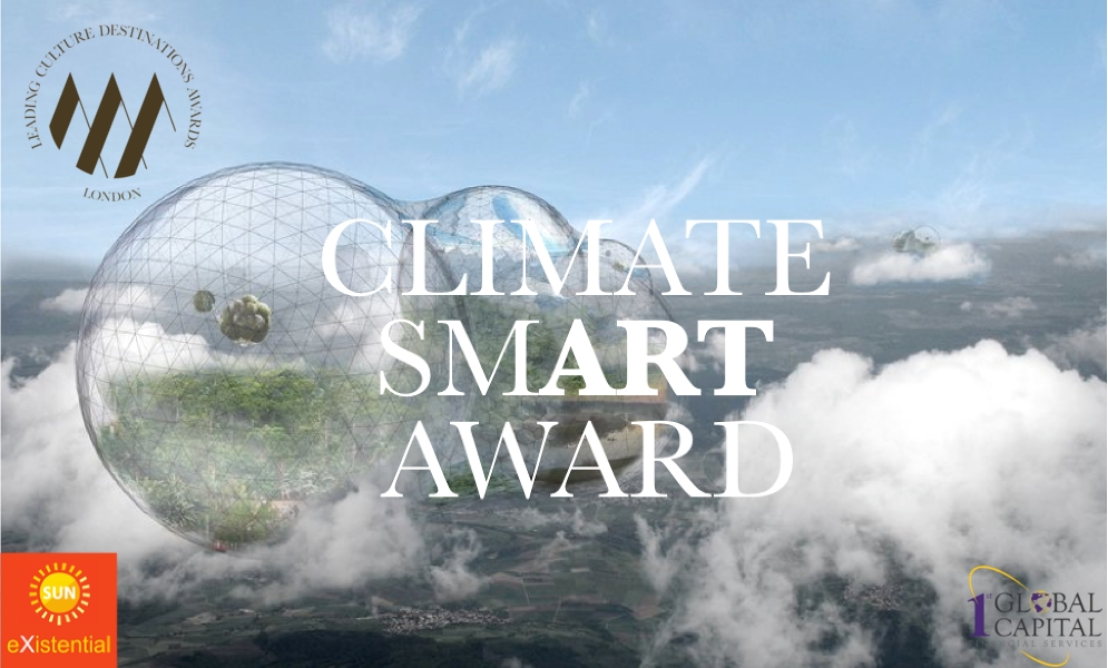 New eXistential 'Climate smART Award' for Museums