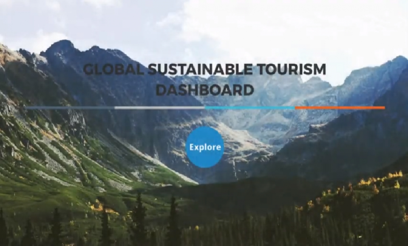 Tourism Dashboard