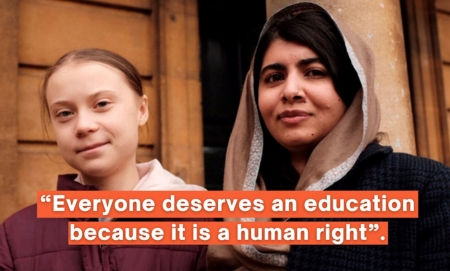 Everyone Deserves an Education Because it is a Human Right