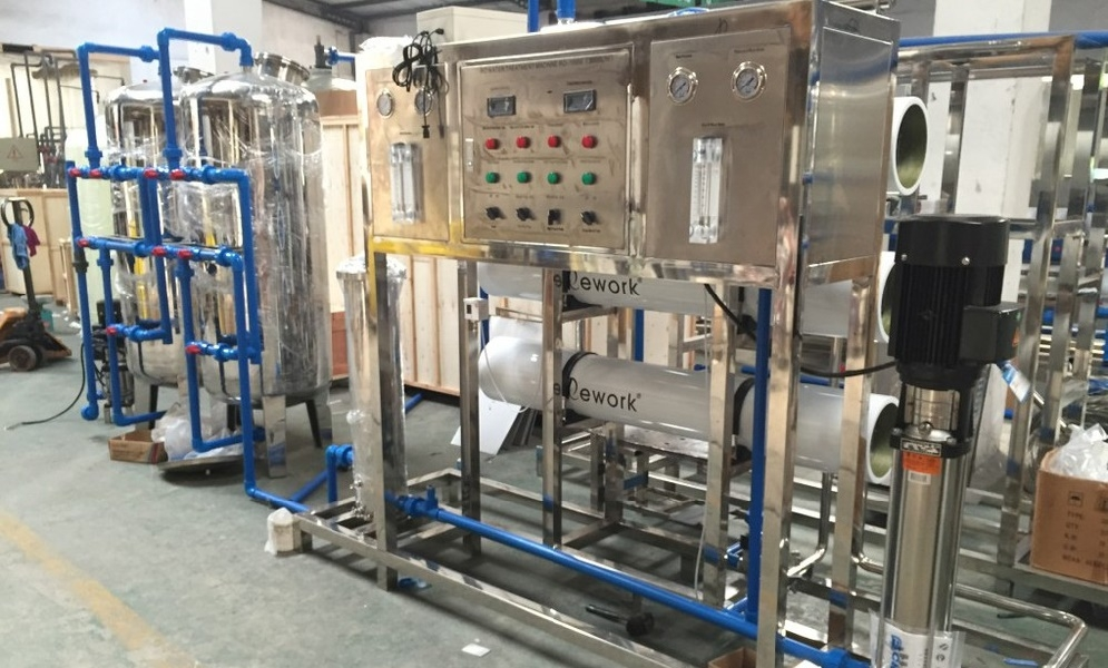 Iranian firm makes reverse osmosis desalination technology breakthrough