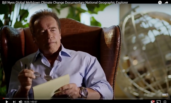 Bill Nye's Global Meltdown Climate Change Documentary
