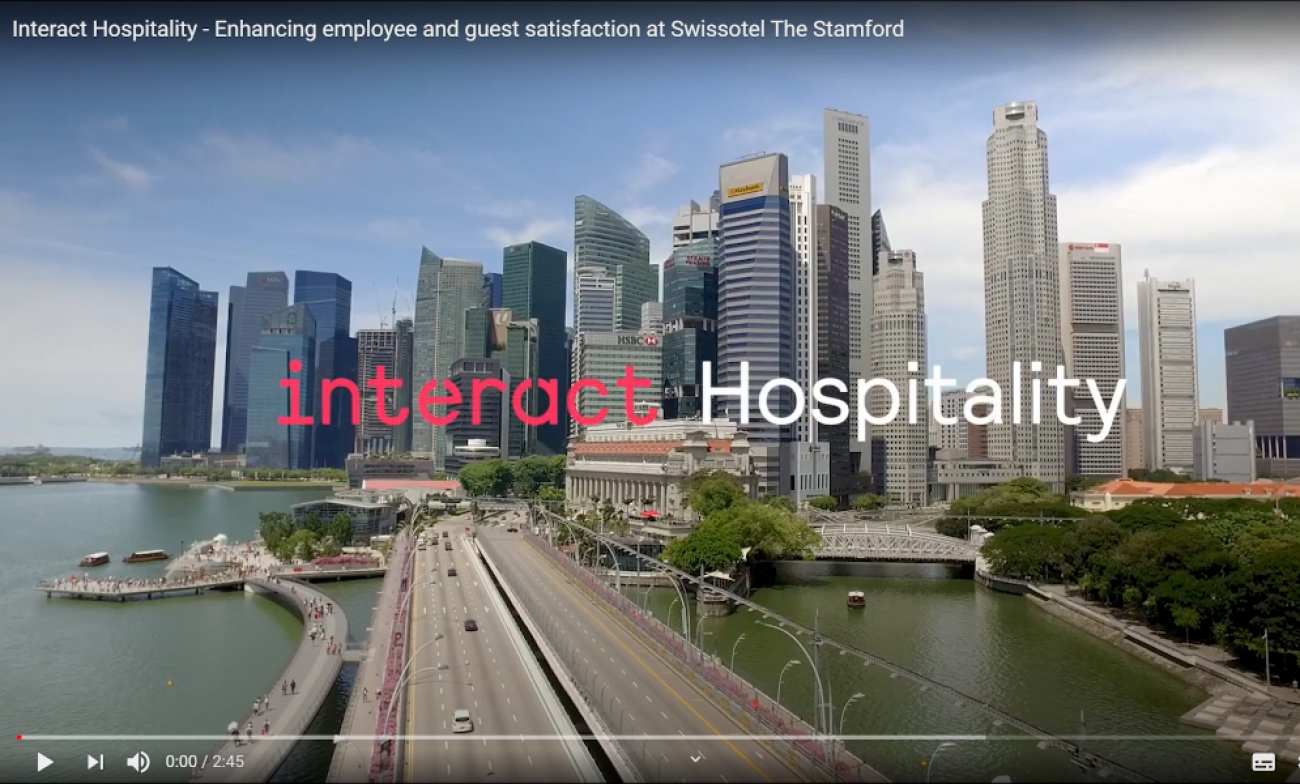 Smart Lighting Systems - Interact Hospitality