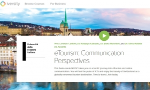 eTourism Massive Open Online Course (MOOC) launched