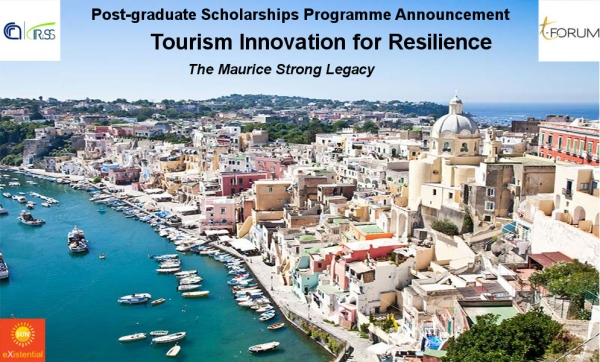 Tourism Scholarships: Innovation for Resilience