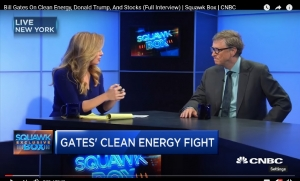 Bill Gates on Clean Energy