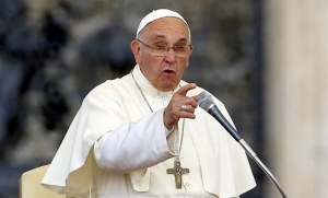 Pope 'urges swift action' on climate